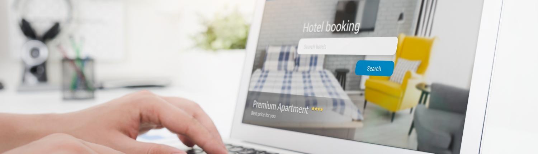 Hotel-Website für perfektes Hotelmarketing
