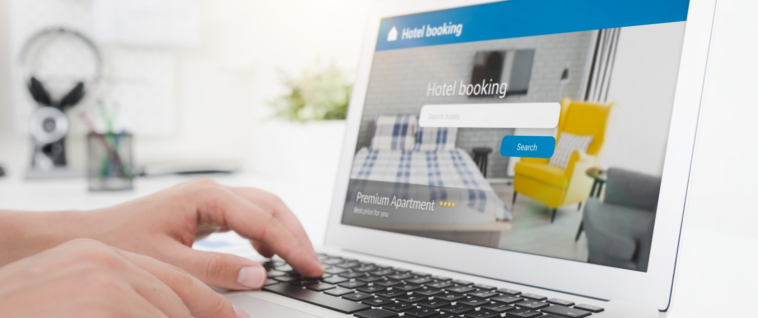 Hotel-Website für perfektes Hotelmarketing